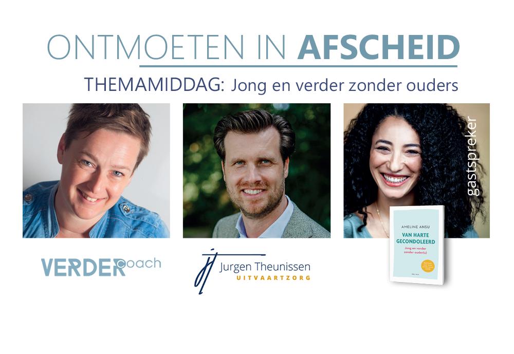 Jurgen Theunissen Uitvaartzorg Ontmoeten in Afscheid Jong en verder zonder ouders uitvaart Arnhem Nijmegen Begrafenis Uitvaartondernemer